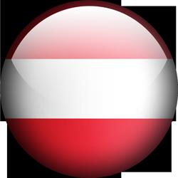 Austria button by Lassal