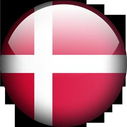 Denmark button by Lassal