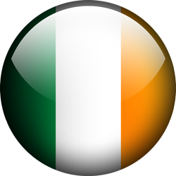 Ireland button by Lassal