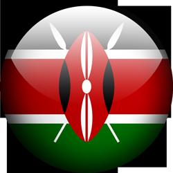 Kenya button by Lassal
