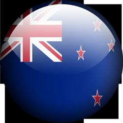 New Zealand button by Lassal