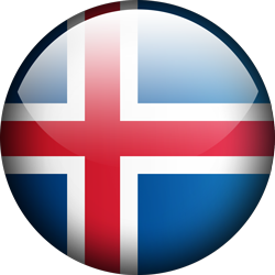 Iceland button by Lassal