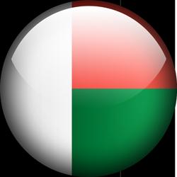 Madagascar button by Lassal