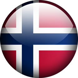 Norway button by Lassal