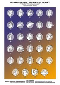 DSL Alphabet by Lassal for Project FingerAlphabet